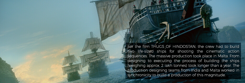 Ships from THUGS OF HINDOSTAN