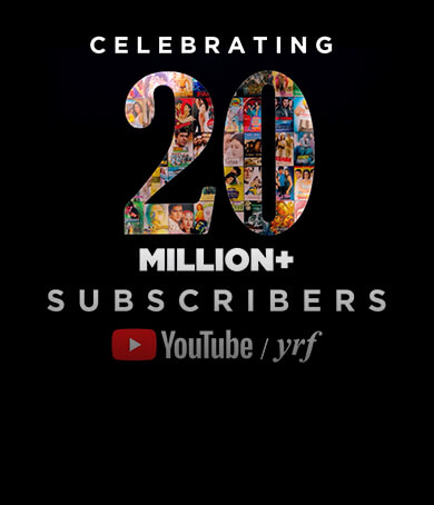 Over 20 Million Subscribers on YRF YouTube Channel