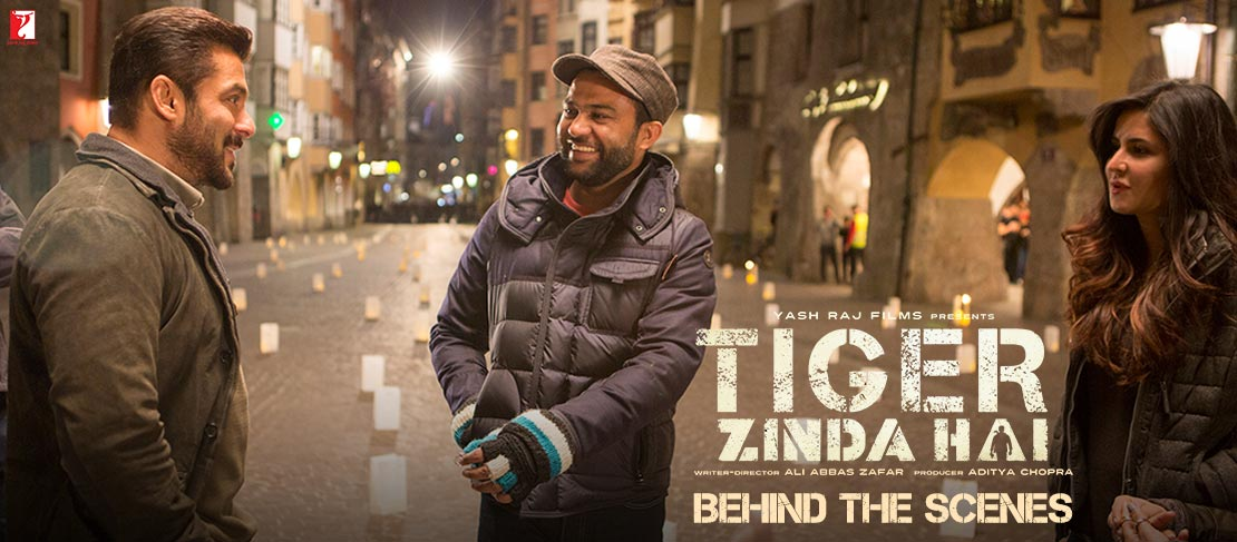 Tiger Zinda Hai - Behind the Scenes
