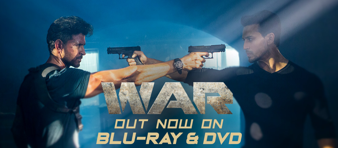 WAR Out Now on Blu-Ray and DVD