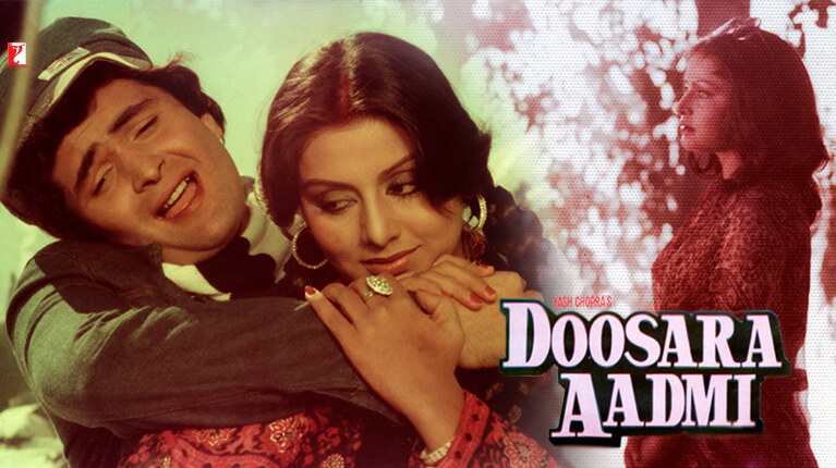 Doosara Aadmi Movie - Video Songs, Movie Trailer, Cast & Crew Details | YRF