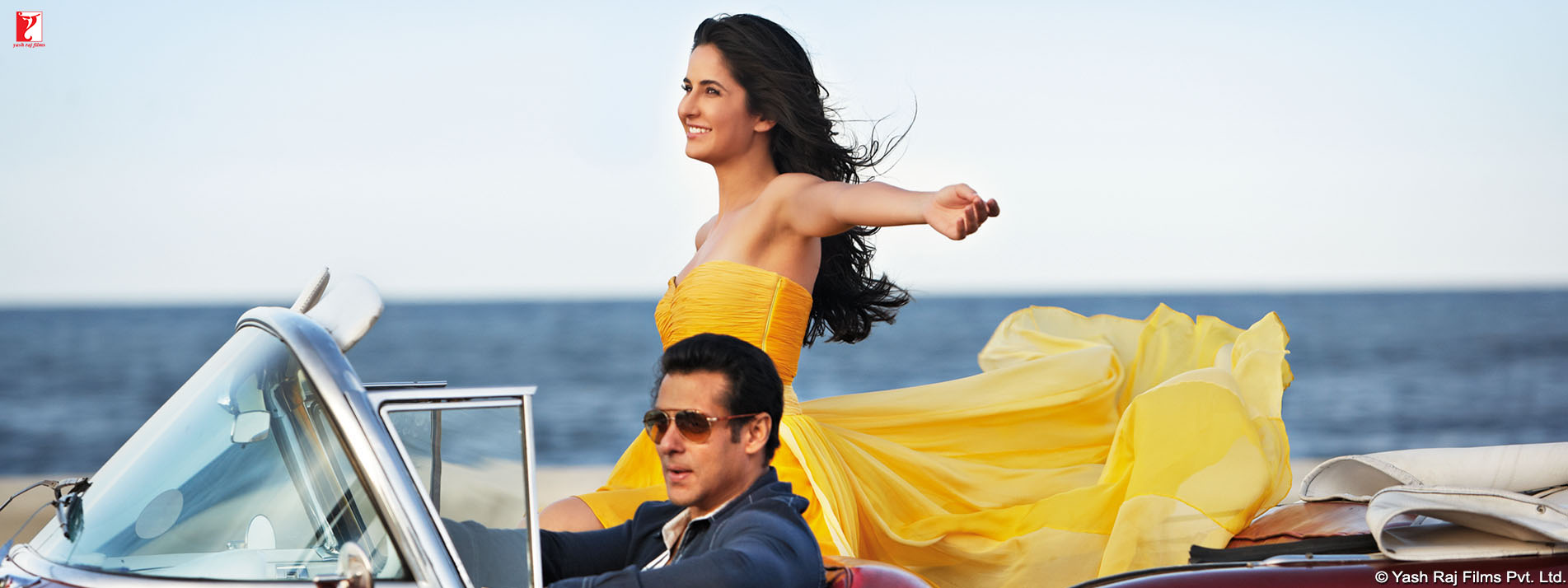 Salman Khan And Katrina Kaif In Ek Tha Tiger: Salman Khan, Katrina Kaif