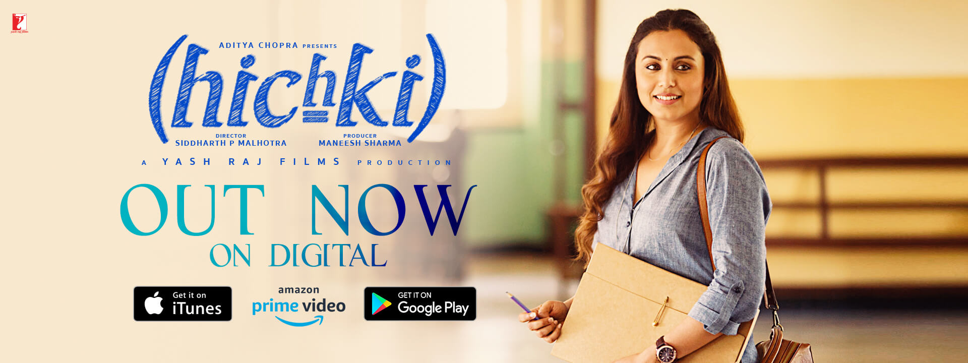 Hichki - Out Now on Digital