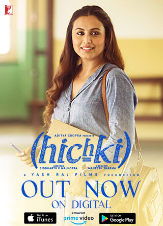 Hichki - Out Now on Digital TVOD