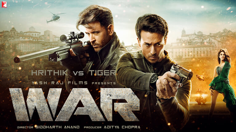 WAR Movie - Video Songs, Movie Trailer, Cast & Crew Details | YRF Yash Raj  Films