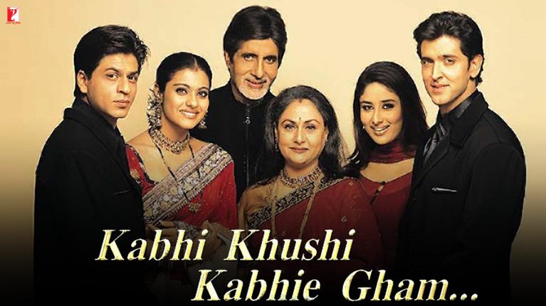 Kabhi Khushi Kabhie Gham Movie - Release Date, Cast & Crew Details | YRF
