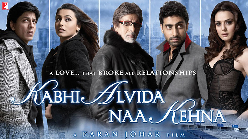 Image result for kabhi alvida na kehna