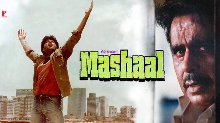 Mashaal Movie - Video Songs, Movie Trailer, Cast & Crew Details | YRF