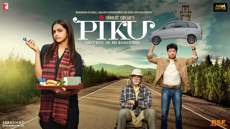 Piku Movie - Release Date, Cast & Crew Details | YRF
