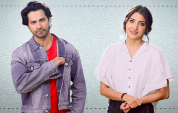 Anushka Sharma and Varun Dhawan in SUI DHAAGA - Made in India