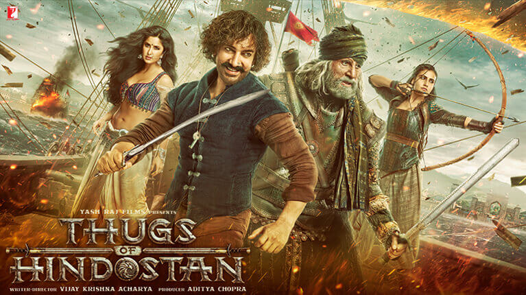 Thugs Of Hindostan | Thugs Of Hindostan Movie [500mb] Download Full HD