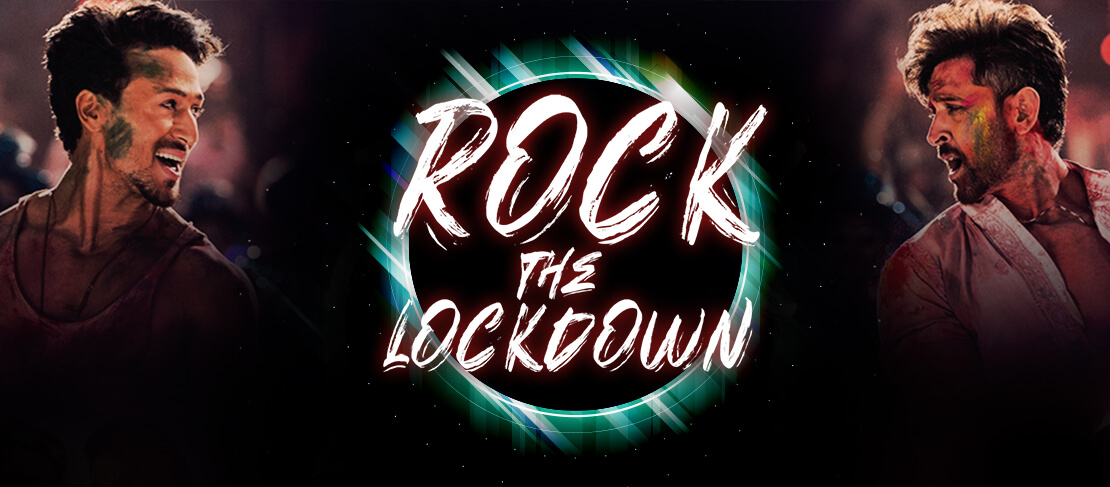 Rock The Lockdown