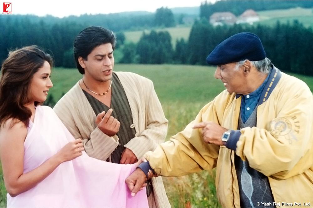 """Image result for yash chopra on set"""""""