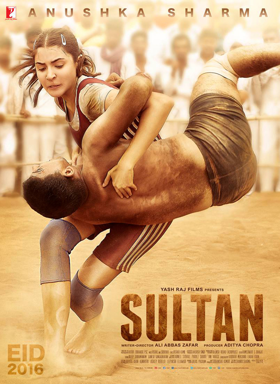 Anushka Sharma as AARFA | SULTAN