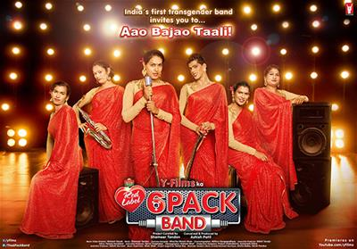 Y-Films, Sonu Nigam & Brooke Bond Red Label launch India's 1st Transgender Band!