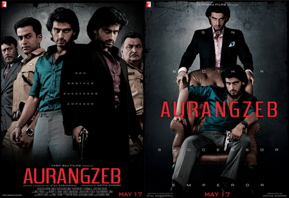 Aurangzeb First Look