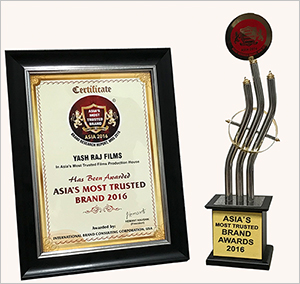 Yash Raj Films Bags Asia's 'Most Trusted Film Production House' Honour