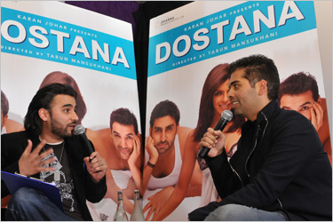 Celebrating Karan Johar's 10 year Cinematic Journey from Kuch Kuch Hota Hai to Dostana