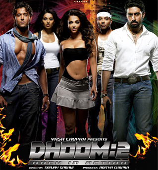 Dhoom:2 Audio DVD