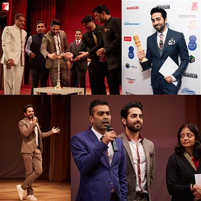 YRF Makes A Mark At The Indian Film Festival In Russia