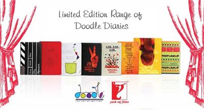 Yash Raj Films ties up with Doodle Collection