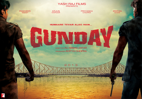 Gunday Goes On Floor