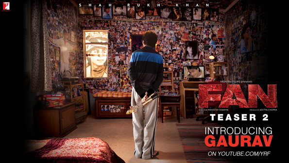 Introducing Gaurav – duniya ke sabse bade superstar ka sabse bada FAN #IAmGaurav