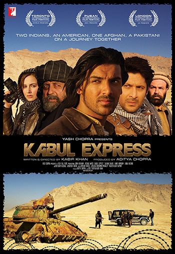 Kabul Express Is Selected For World Premiere At The 31st Toronto International Film Festival