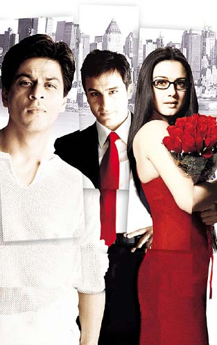'Kal Ho Naa Ho' Creating Waves In The UK