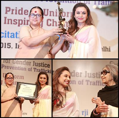 Rani Mukerji honoured and humbled to receive the National Award