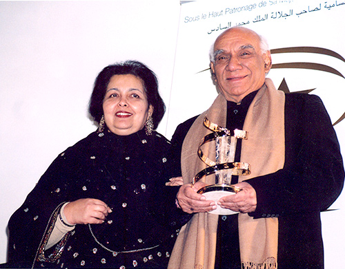 Yash Chopra Honoured At The Marrakech Film Festival