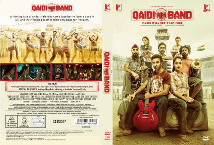 Qaidi Band DVD