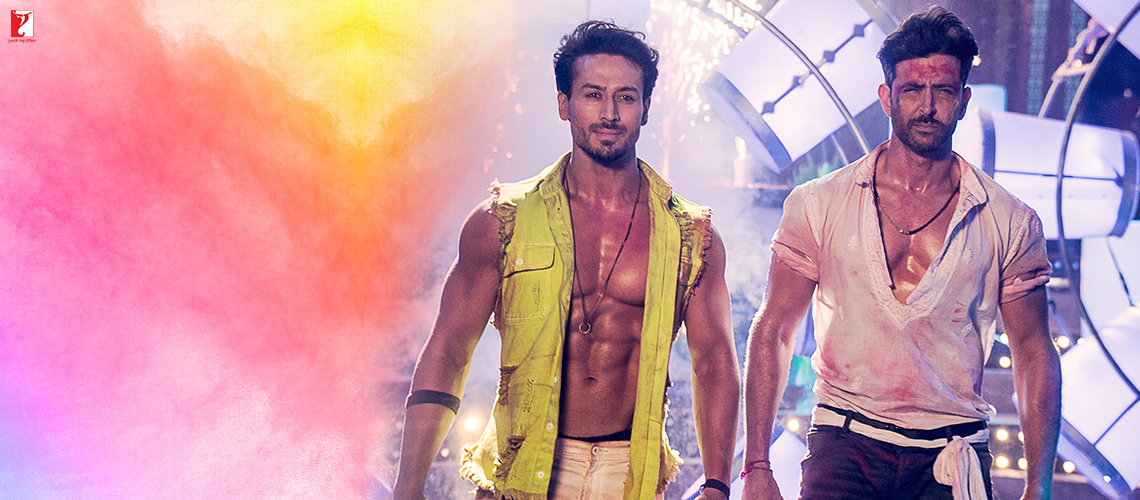 Hrithik and Tiger In The Biggest Dance Track of Bollywood 'Jai Jai Shivshankar'!