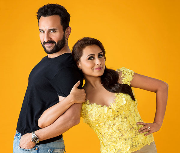 Saif and Rani to bring their magic back in Bunty Aur Babli 2