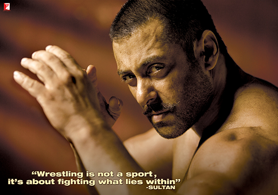 SULTAN - FIRST LOOK OUT NOW!