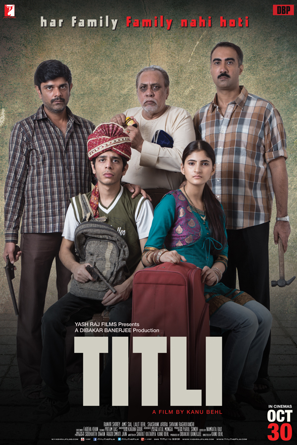 Titli - Brand New Poster Out Now!