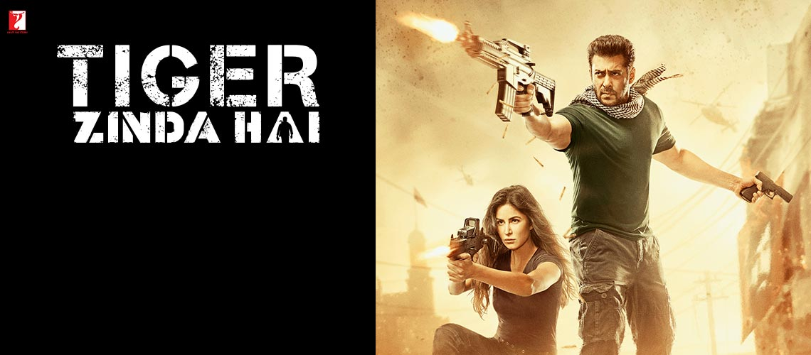 Tiger Zinda Hai Trailer launched!