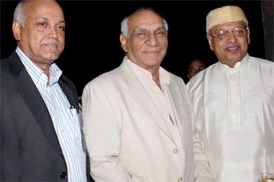 Yash Chopra honoured by The Hollywood Reporter