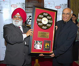 Yash Chopra honoured in the UK at The House of Lords and House of Commons