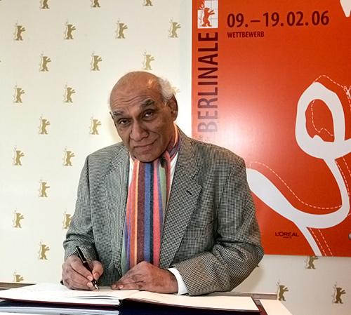 Yash Chopra On Berlin Film Festival Jury