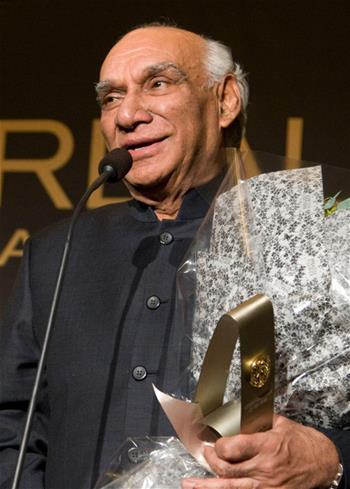 Yash Chopra to be honored at The Pusan International Film Festival